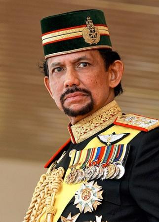 Hassanal Bolkiah (Sultan of Brunei)