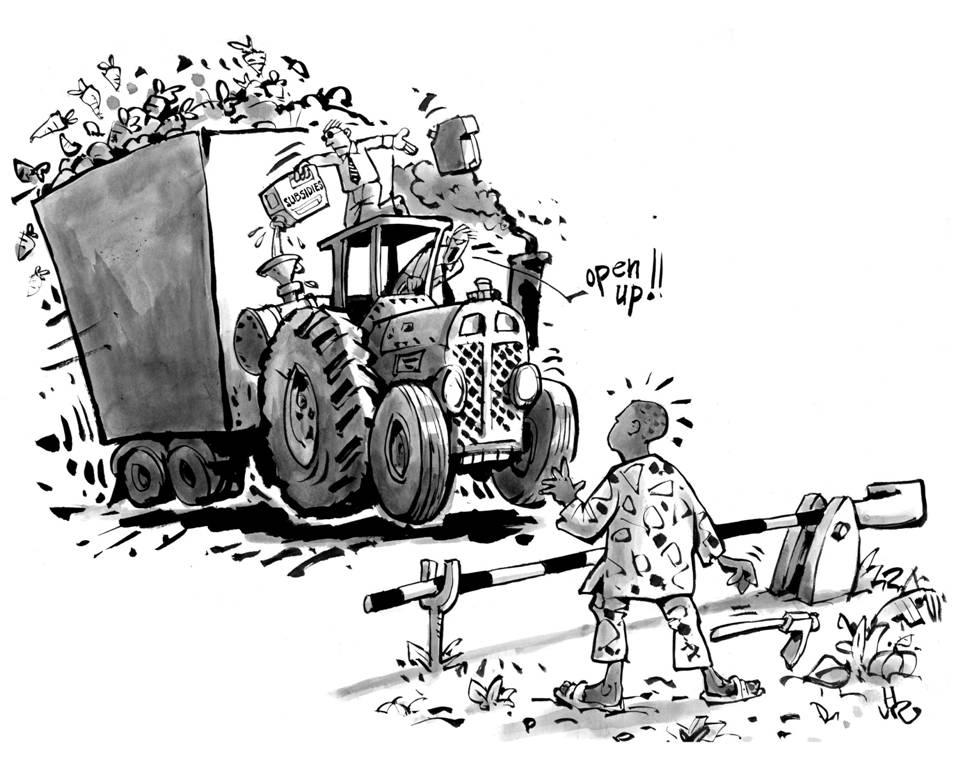 Restricting Cross-Border Trade