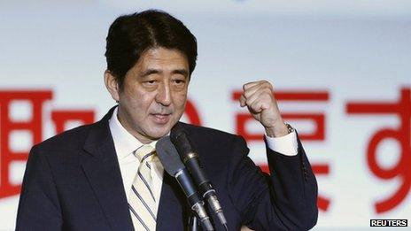 Shinzo Abe - Japan