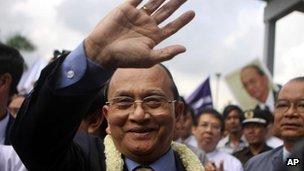 Thein Sein - Myanmar