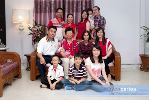 Traditional Chinese Family