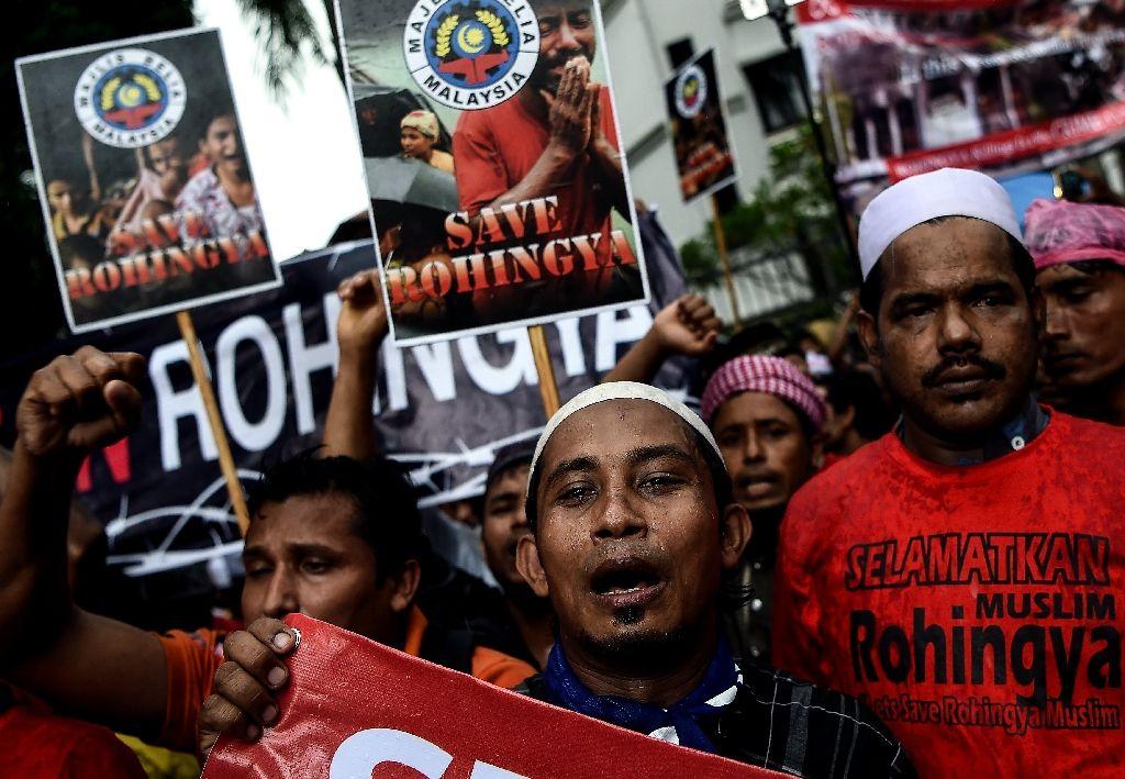 Save Rohingyas