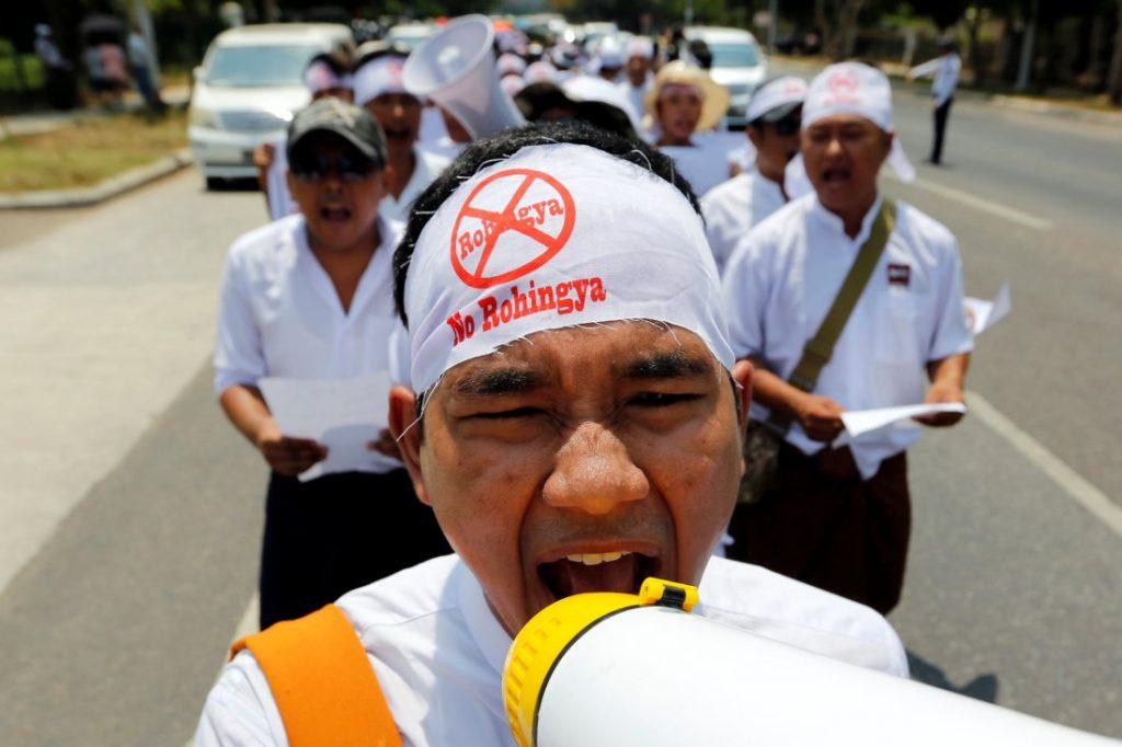 Image by Time: http://time.com/4322396/burma-myanmar-rohingya-us-embassy-suu-kyi/