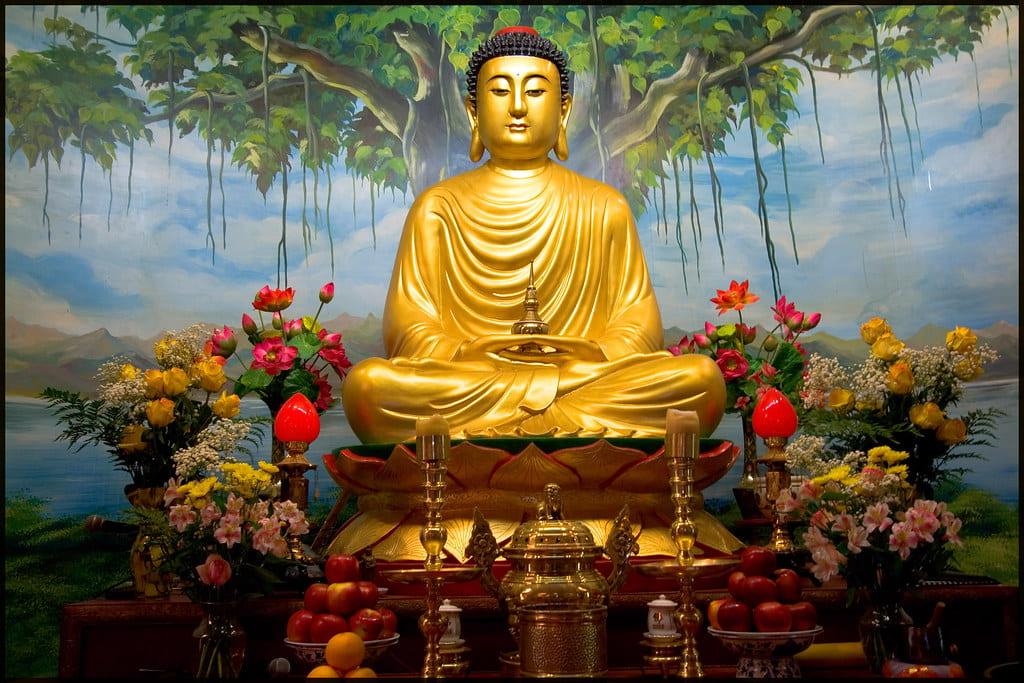 Statue of Siddhartha Gautama