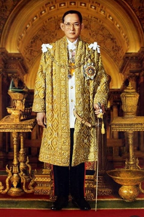 King Bhumibol Adulyadej (Rama IX)