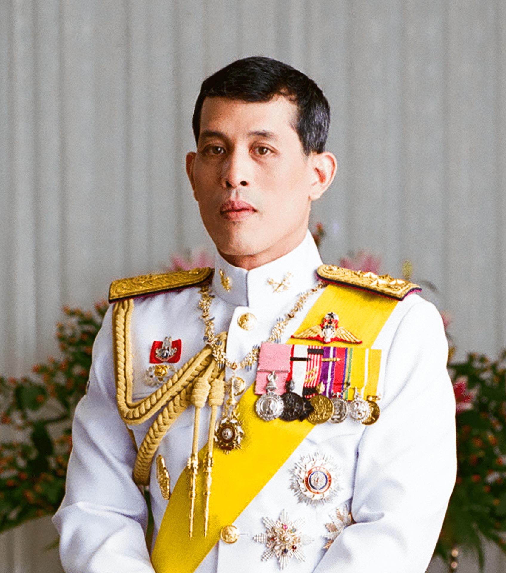 King Maha Vajiralongkorn, also known as King Rama X