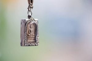 Example of an amulet